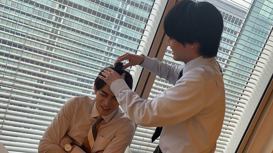 แนะนำนักแสดง ทวิตเตอร์ญี่ปุ่น