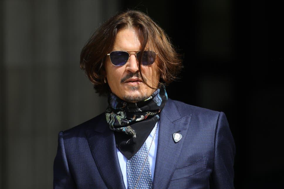 จอห์นนี่ เดปป์ เดินหน้าสู้คดี หลังศาลปฏิเสธยกฟ้องตามคำร้องอดีตภรรยา