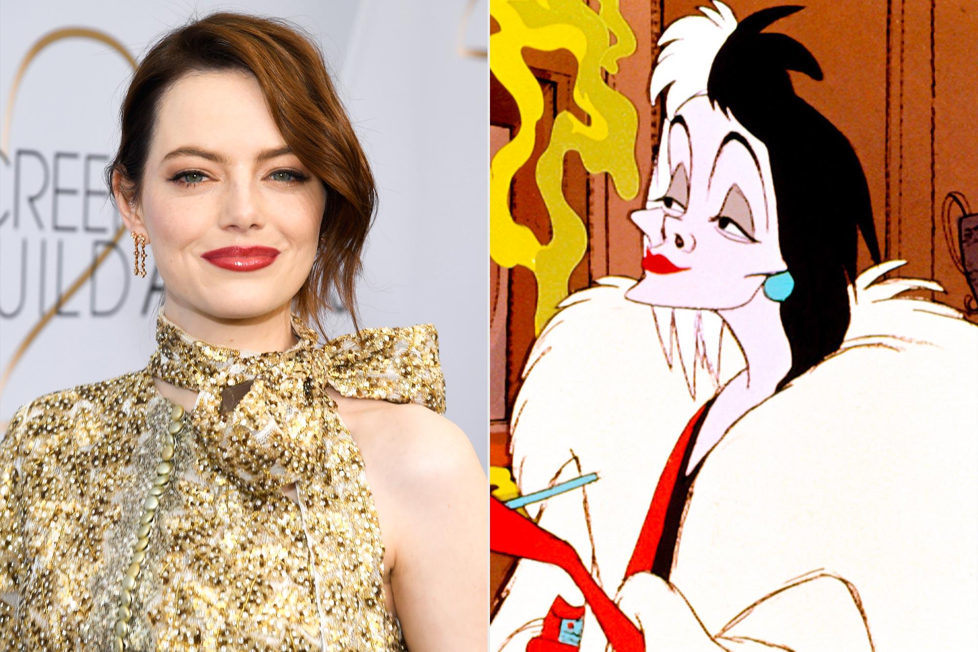 """เอมมา สโตน เซ็นสัญญา Disney กลับมารับบทนำใน """"Cruella 2"""""""